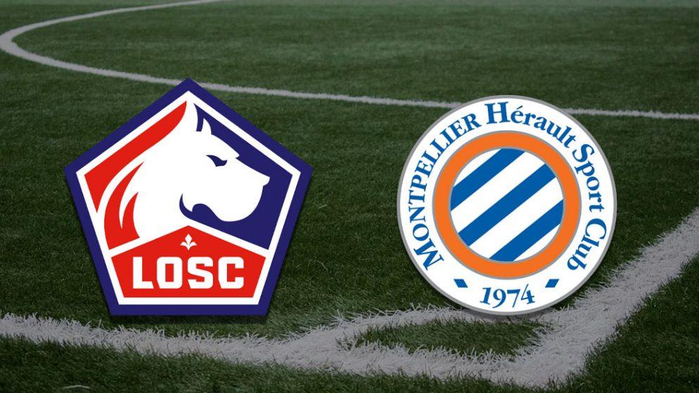 Apostas Lille vs Montpellier Ligue 1 29/08/21