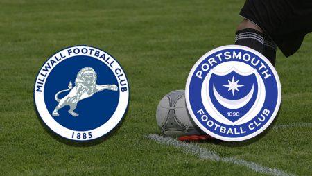 Apostas Millwall vs Portsmouth Taça da Liga Inglesa 10/08/21