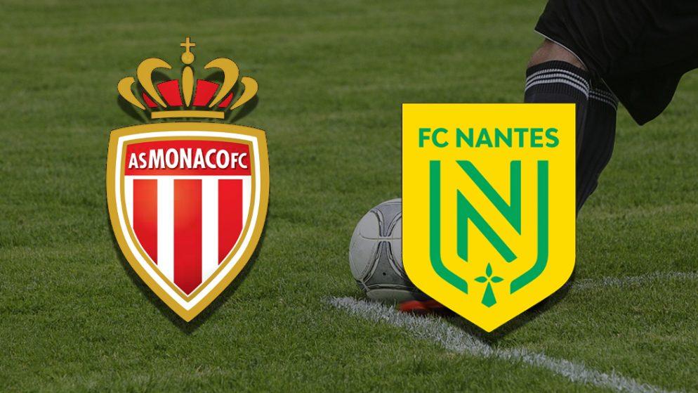 Apostas Monaco vs Nantes Ligue 1 06/08/21