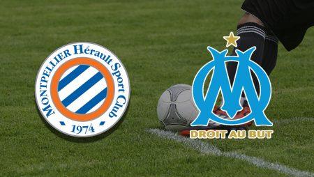 Apostas Montpellier vs Olympique de Marseille Ligue 1 08/08/21