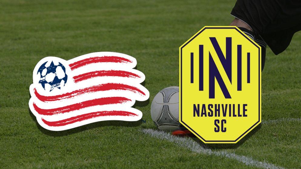 Apostas New England Revolution vs Nashville SC MLS 05/08/21