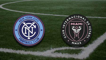 Apostas New York City vs Inter Miami MLS 15/08/21