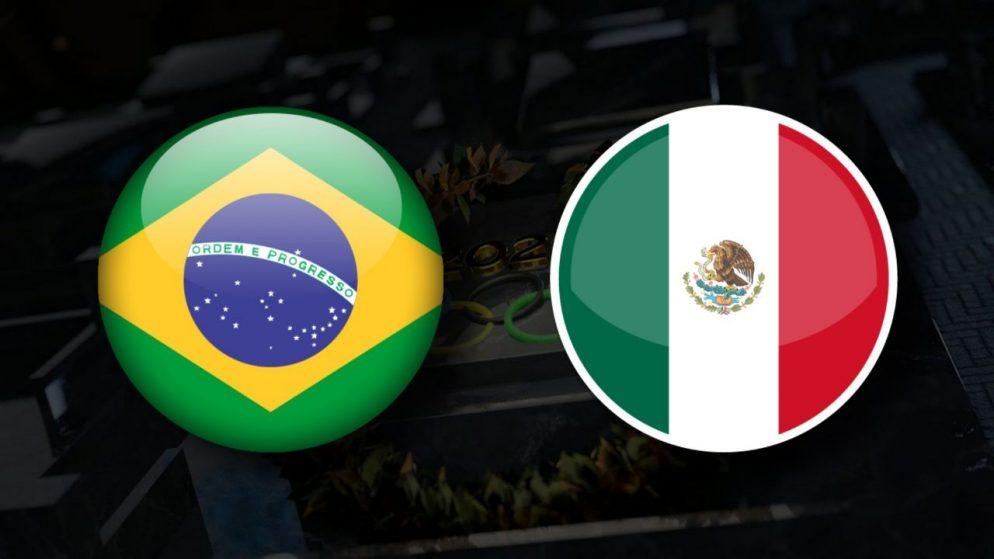 Apostas México Olímpico vs Brasil Olímpico Tóquio 2020 03/08/21