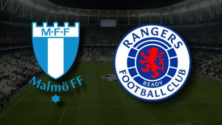 Apostas Malmö x Rangers Liga dos Campeões 03/08/21