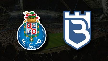 Apostas Porto vs Belenenses Primeira Liga 08/08/21