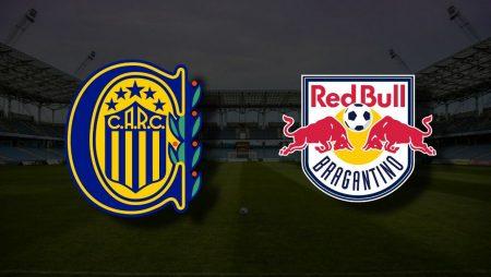 Apostas Rosario Central vs Red Bull Bragantino Copa Sul-Americana 10/08/21