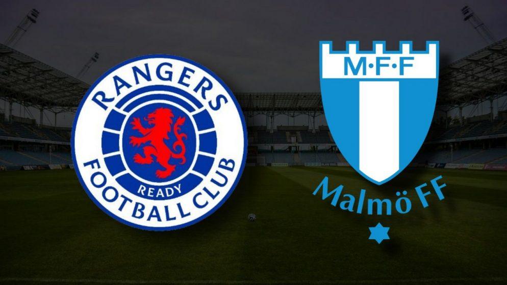 Apostas Rangers x Malmö Eliminatórias Liga dos Campeões 10/08/21