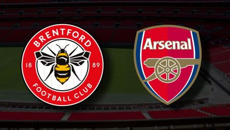 Apostas Brentford vs Arsenal Premier League 13/08/21