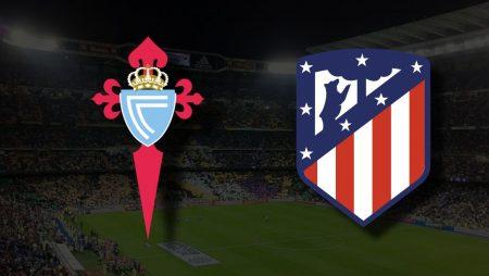 Apostas Celta de Vigo vs Atlético de Madrid La Liga 15/08/21