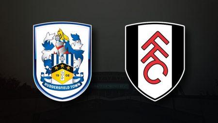 Apostas Huddersfield Town vs Fulham Championship 14/08/21