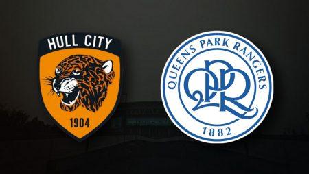 Apostas Hull City vs Queens Park Rangers Championship 14/08/21