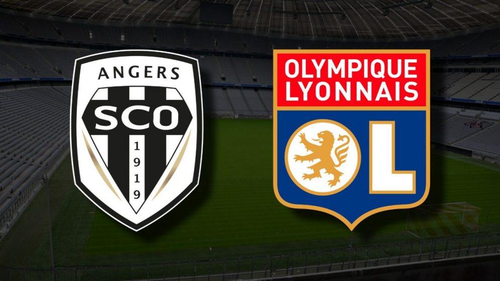 Apostas Angers vs Lyon Ligue 1 15/08/21
