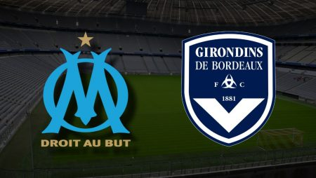 Apostas Olympique de Marseille vs Bordeaux Ligue 1 15/08/21