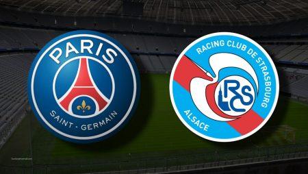Apostas Paris Saint-Germain vs Strasbourg Ligue 1 14/08/21