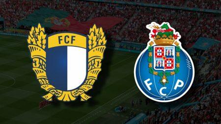 Apostas Famalicão vs Porto Primeira Liga 15/08/21