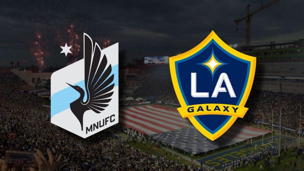 Apostas Minnesota United vs LA Galaxy MLS 14/08/21