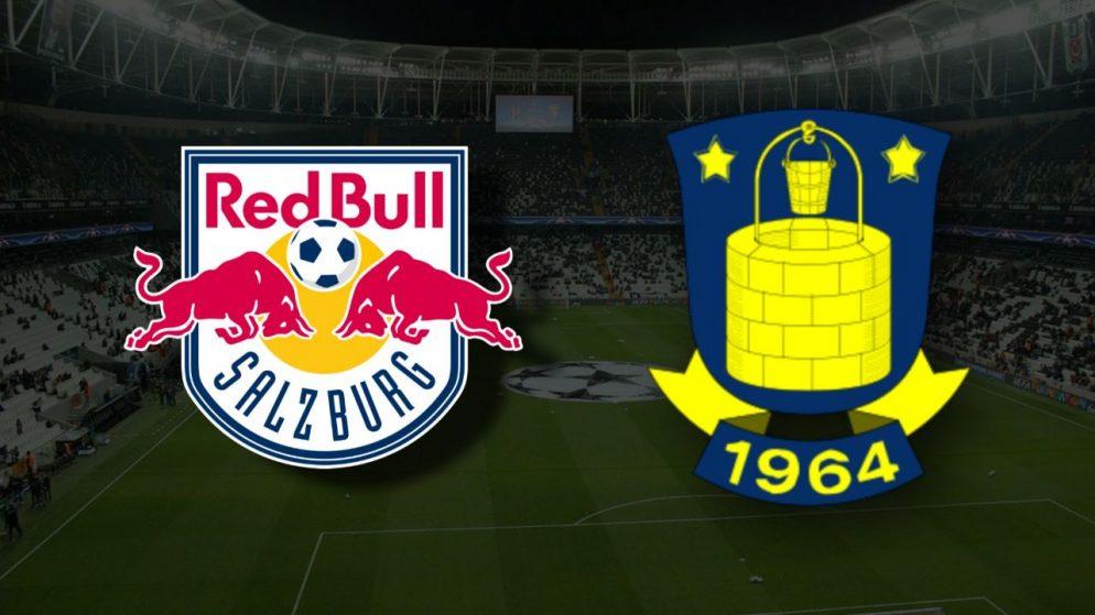 Apostas Red Bull Salzburg vs Brøndby IF Qualificação Liga dos Campeões 17/08/21