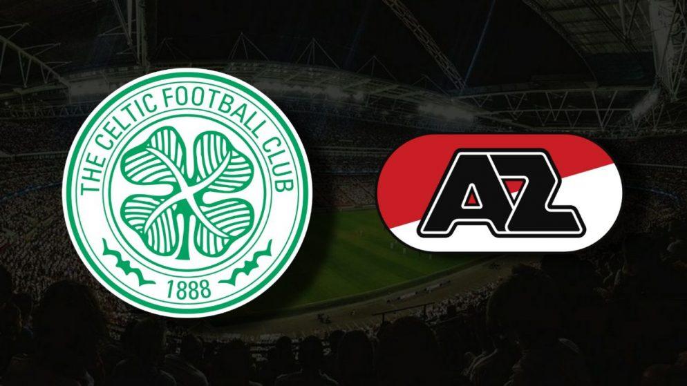 Apostas Celtic vs AZ Alkmaar Qualificação Liga Europa 18/08/21