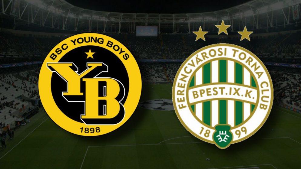 Apostas Young Boys vs Ferencváros Qualificação Liga dos Campeões 18/08/21