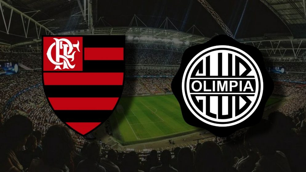 Apostas Flamengo vs Olimpia Libertadores da América 18/08/21