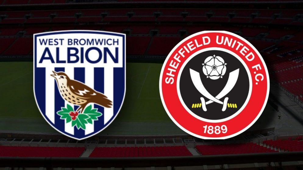 Apostas West Bromwich vs Sheffield United Championship 18/08/21