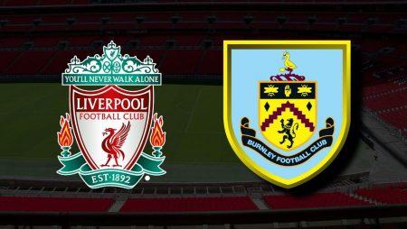 Apostas Liverpool vs Burnley Premier League 21/08/21