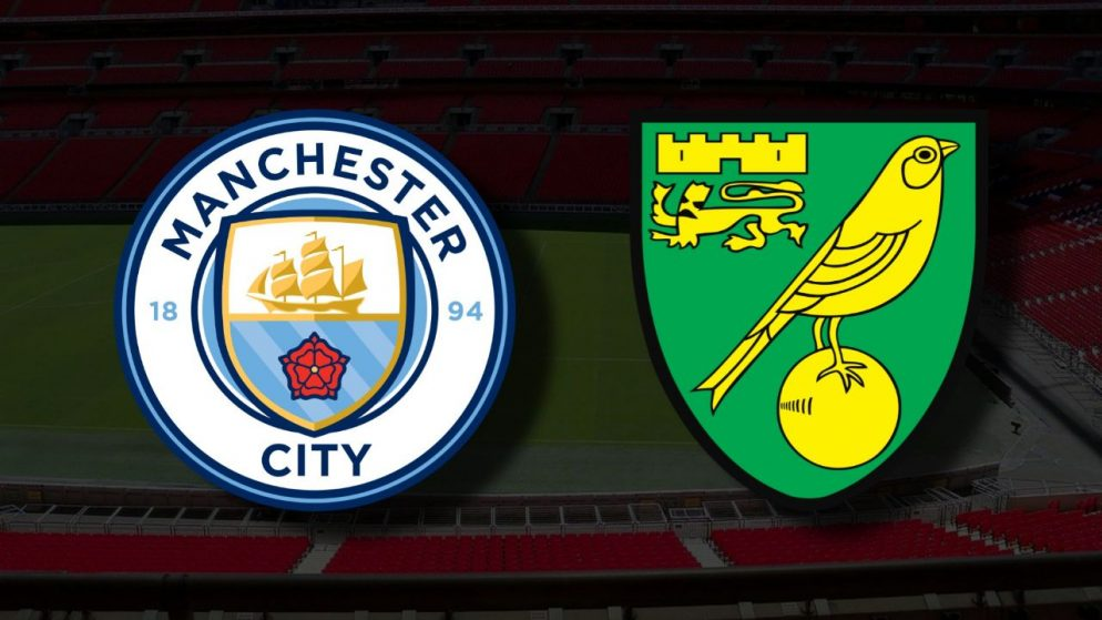 Apostas Manchester City vs Norwich Premier League 21/08/21