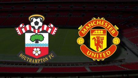 Apostas Southampton vs Manchester United Premier League 22/08/21