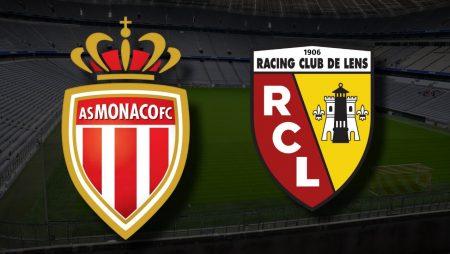 Apostas Mónaco vs Lens Ligue 1 21/08/21