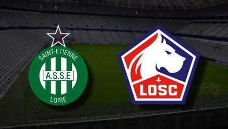 Apostas Saint-Étienne vs Lille Ligue 1 21/08/21