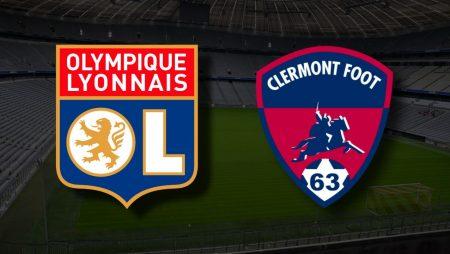Apostas Lyon vs Clermont Foot Ligue 1 22/08/21