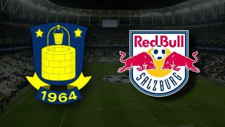Apostas Brøndby vs Red Bull Salzburg Qualificação Liga dos Campeões 25/08/21