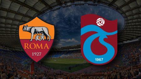 Apostas Roma vs Trabzonspor Qualificação Conference League 26/08/21