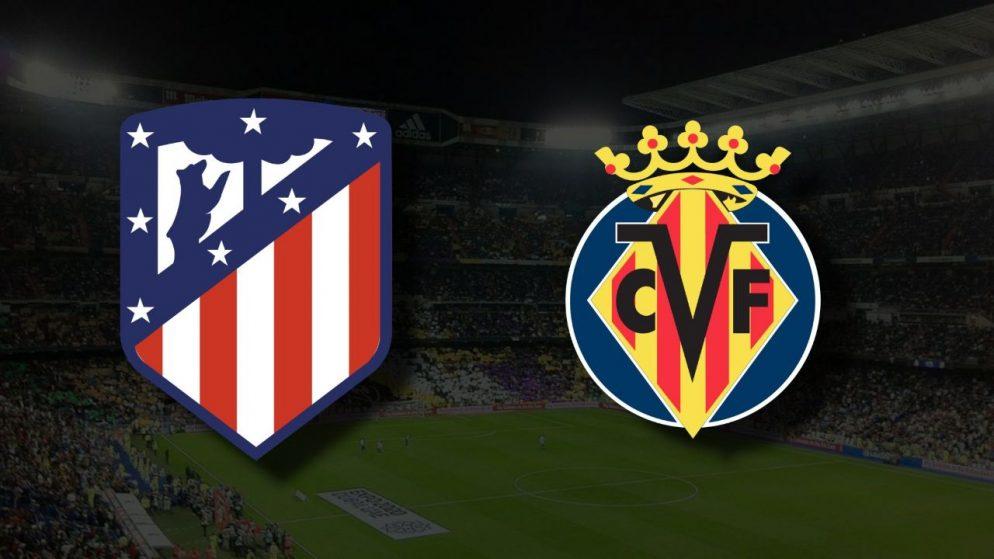 Apostas Atlético de Madrid vs Villarreal La Liga 29/08/21