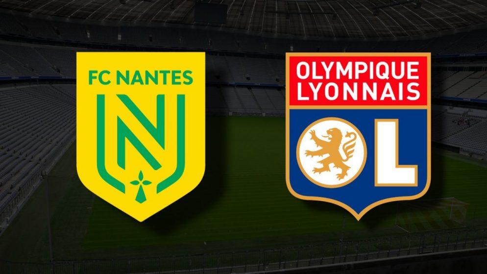 Apostas Nantes vs Lyon Ligue 1 27/08/21