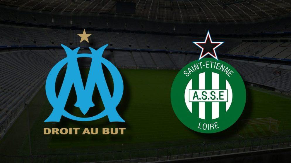 Apostas Olympique de Marseille vs Saint-Étienne Ligue 1 28/08/21