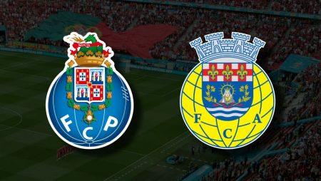 Apostas Porto vs Arouca Primeira Liga 28/08/21