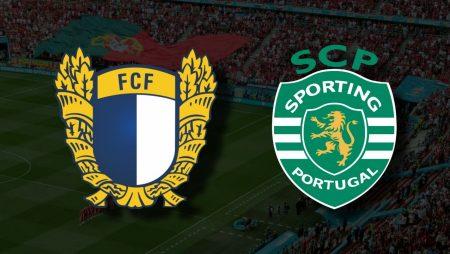 Apostas Famalicão vs Sporting Primeira Liga 28/08/21
