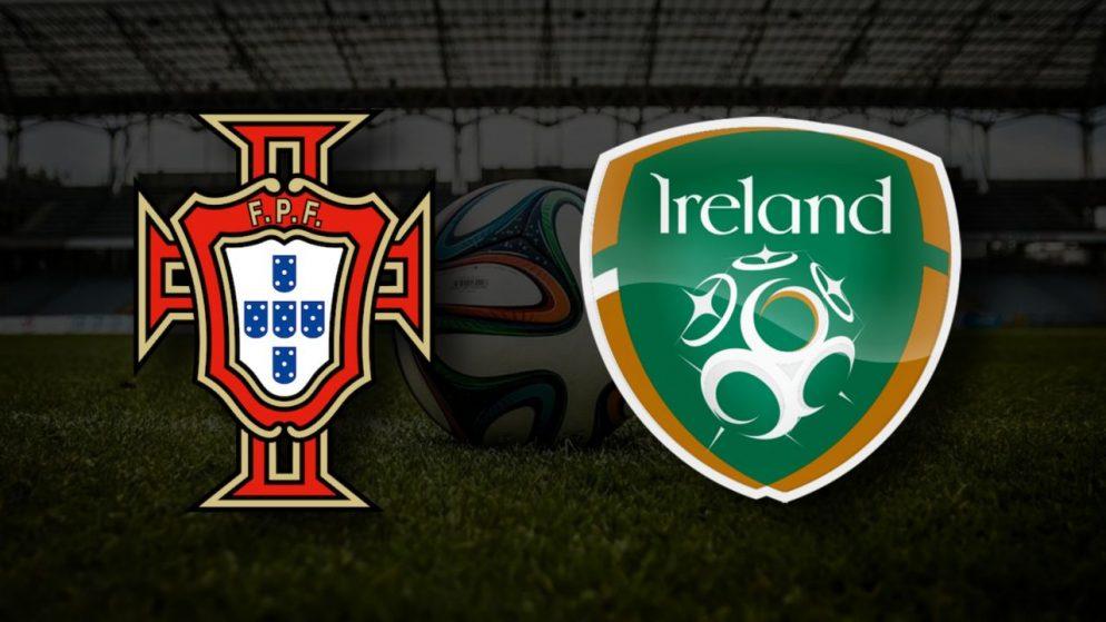 Apostas Portugal vs Irlanda Qualificação Copa do Mundo 01/09/21