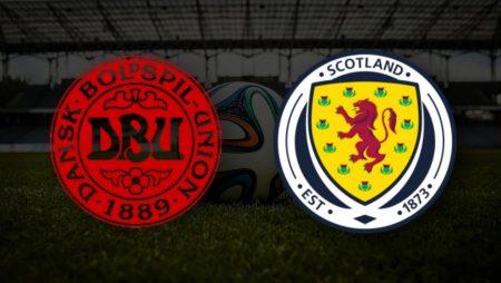 Apostas Dinamarca vs Escócia Qualificação Copa do Mundo 01/09/21
