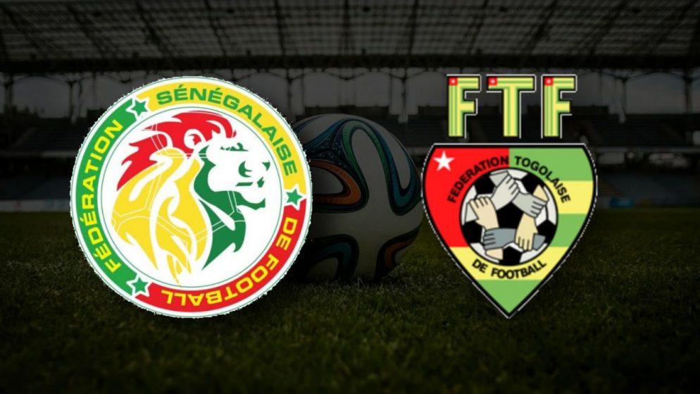 Apostas Senegal vs Togo Qualificação Copa do Mundo 01/09/21