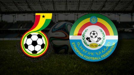 Apostas Gana vs Etiópia Qualificação Copa do Mundo 03/09/21