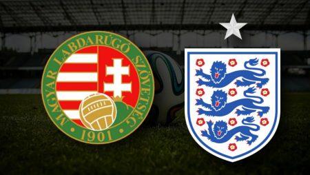 Apostas Hungria vs Inglaterra Qualificação Copa do Mundo 02/09/21
