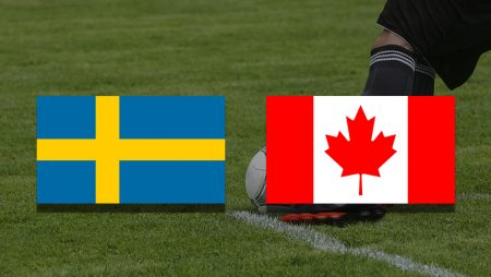 Apostas Suécia Feminino vs Canadá Feminino Final Tóquio 2020 06/08/21