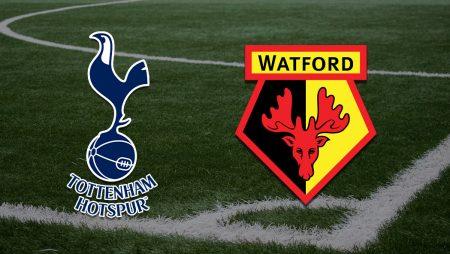 Apostas Tottenham vs Watford Premier League 29/08/21