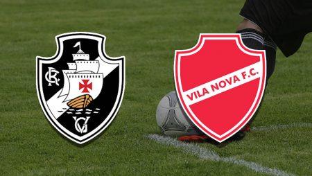 Apostas Vasco da Gama vs Vila Nova Brasileirão Série B 111/08/21