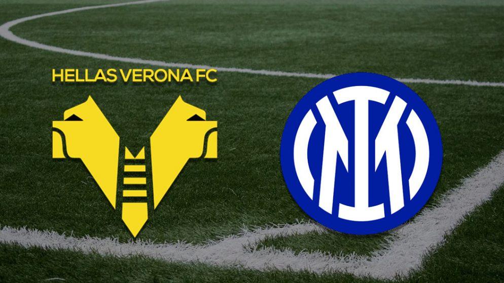 Apostas Hellas Verona vs Inter Serie A 27/08/21