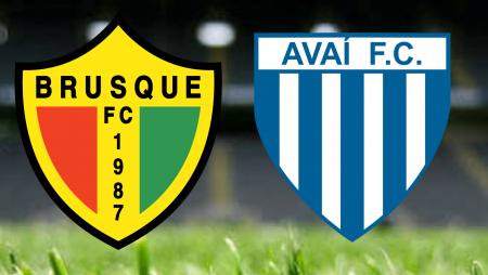 Apostas Brusque vs Avaí Brasileirão Série B 03/09/21