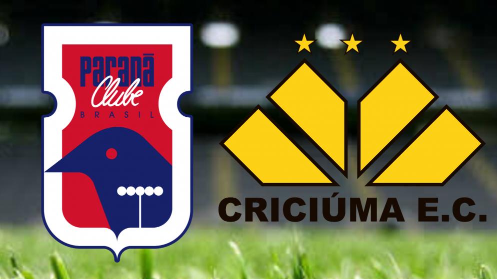 Apostas Paraná vs Criciúma Brasileirão Série C 04/09/21