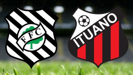 Apostas Figueirense vs Ituano Brasileirão Série C 07/09/21